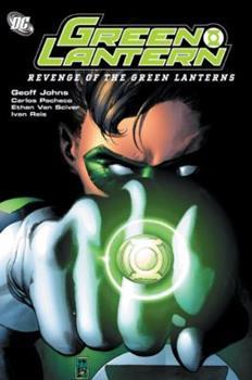 Green Lantern, Volume 2: Revenge of the Green Lanterns - Book  of the Green Lantern #Hal Jordan vol. 2