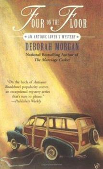 Four on the Floor (Antique Lover's Mysteries (Prime Crime)) 0425198863 Book Cover
