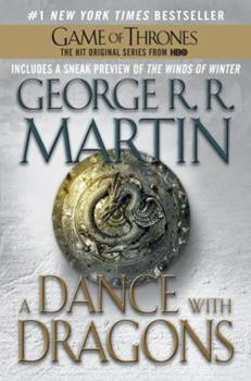 Paperback A Dance with Dragons Book