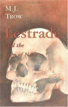 Lestrade and the Sign of Nine: Volume XII (Lestrade Mystery, No 12) 0895262460 Book Cover