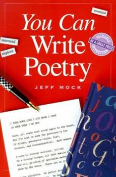 Paperback You Can Write Poetry Book
