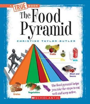 Paperback The Food Pyramid (True Books) Book