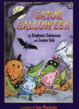 Gator Halloween - Book  of the Gator Girls