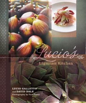 Lucio's Ligurian Kitchen 1741750776 Book Cover