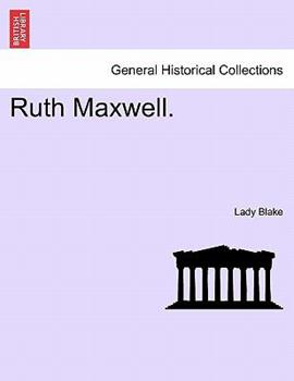 Paperback Ruth Maxwell Book