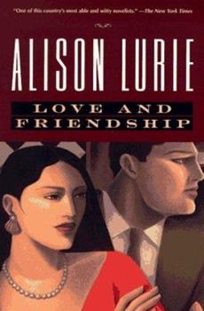 Love and Friendship 0380719452 Book Cover