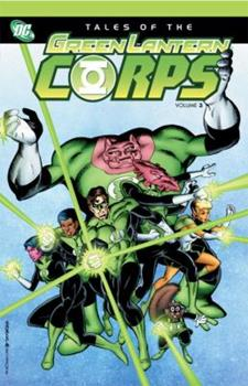 Tales of the Green Lantern Corps Volume 3. - Book  of the Green Lantern #Hal Jordan vol. 2