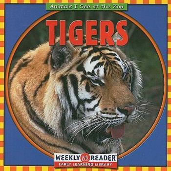 Tigers - Book  of the Animales que Veo en el Zoológico