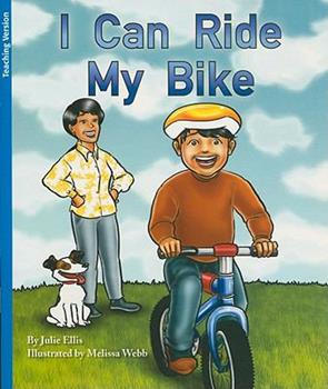 I Can Ride My Bike 1418909203 Book Cover