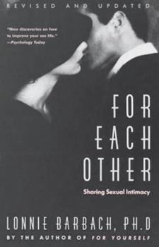 Paperback For Each Other : Sharing Sexual Intimacy Book