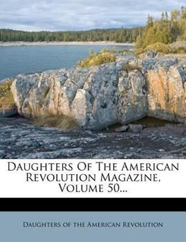 Paperback Daughters of the American Revolution Magazine Book