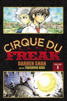 Paperback Cirque Du Freak: The Manga, Vol. 1 (Cirque Du Freak: The Manga, 1) Book