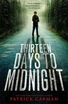 Thirteen Days to Midnight 0316004030 Book Cover