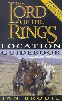 Paperback The Lord of the Rings : A Location Guidebook Book