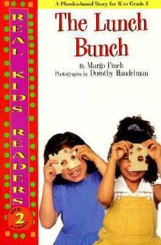 Lunch Bunch, The (Real Kids Readers, Level 2) 076132030X Book Cover
