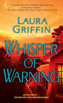 Whisper of Warning - Book #2 of the Glass Sisters