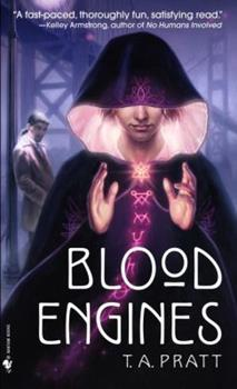 Blood Engines 0553589989 Book Cover