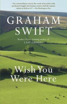 Wish You Were Here 0307700127 Book Cover
