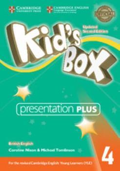 DVD-ROM Kid's Box Level 4 Presentation Plus DVD-ROM British English Book