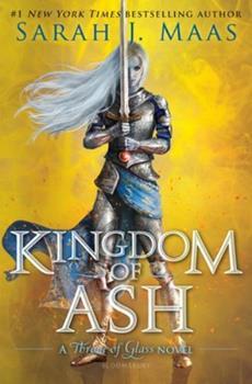 Hardcover Kingdom of Ash Book