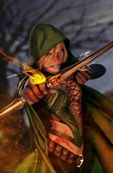 Robyn Hood, Volume One - Book #1 of the Grimm Fairy Tales Presents: Robyn Hood