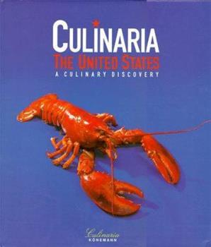 Culinaria: The United States: A Culinary Discovery (Culinaria) 3829002599 Book Cover