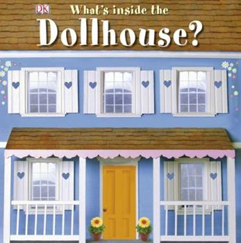 Board book What's Inside the Dollhouse? Book