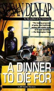 Dinner to Die For 044020495X Book Cover