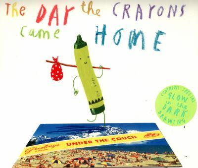 The Day the Crayons Came Home - Book  of the Crayons
