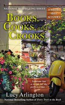Books, Cooks, and Crooks 0425252248 Book Cover