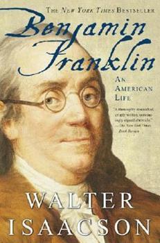 Paperback Benjamin Franklin: An American Life Book