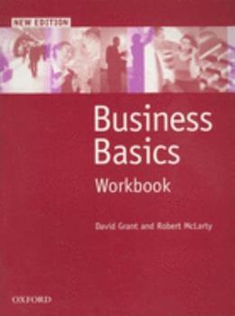 Business Basics: Workbook 0194577775 Book Cover