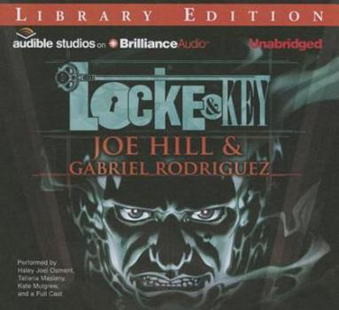 Locke & Key 1511367709 Book Cover