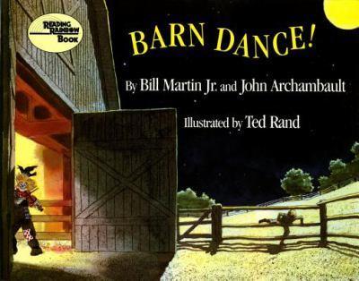 Paperback Barn Dance! Book