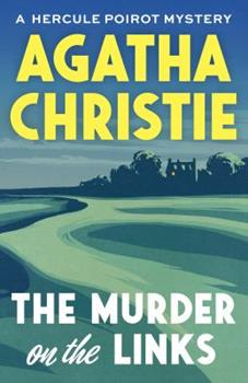 Paperback The Murder on the Links: A Hercule Poirot Mystery Book
