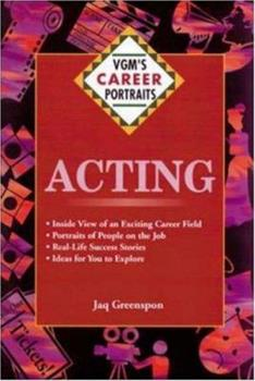 Acting 0844243795 Book Cover