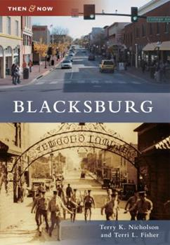 Blacksburg - Book  of the  and Now