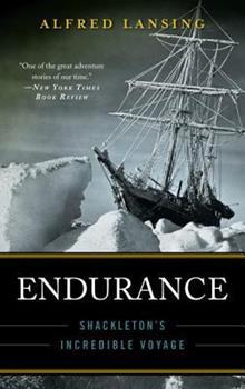 Paperback Endurance: Shackleton's Incredible Voyage Book