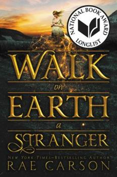 Walk on Earth a Stranger 006224292X Book Cover