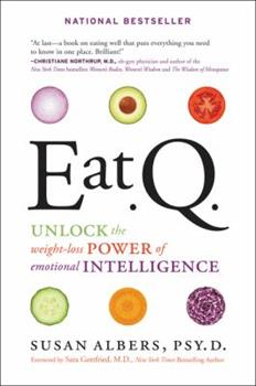 Paperback Eat Q: Unlock the Weight-Loss Power of Emotional Intelligence Book