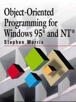 Object Oriented Programming under Windows NT and 95 0750617926 Book Cover