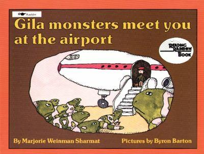 Gila Monsters Meet You At the Airport 0140504303 Book Cover