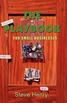 Paperback The Playbook for Small Businesses Book
