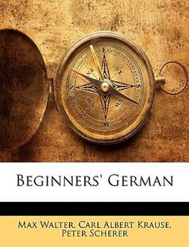 Paperback Beginners' German Book