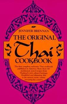 Paperback The Original Thai Cookbook Book