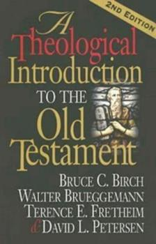 A Theological Introduction To The Old Testament 0687013488 Book Cover