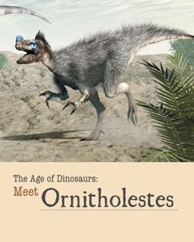 Library Binding Meet Ornitholestes Book