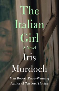 The Italian Girl 0140025596 Book Cover