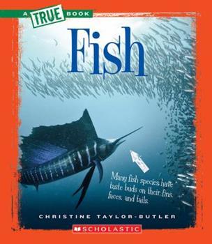 Fish - Book  of the A True Book