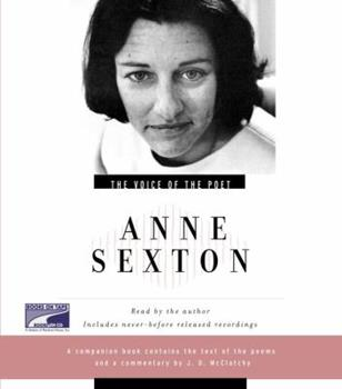 The Voice of the Poet : Anne Sexton - Book  of the Voice of the Poet